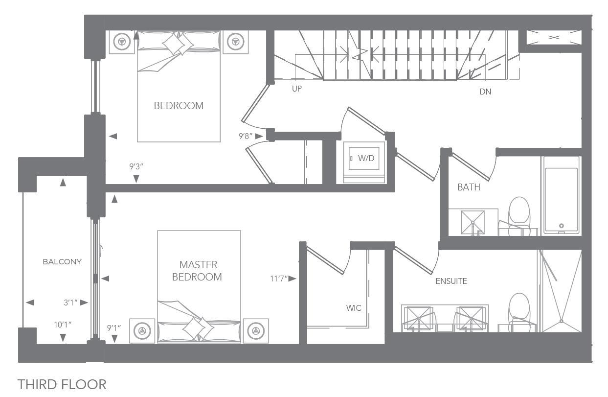 No. 17 Floorplan 3