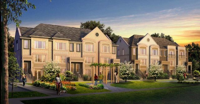 Daniels FirstHome™ Sunny Meadow is previewing this fall in Brampton! Image