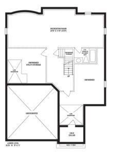 Iridescent Floorplan 3
