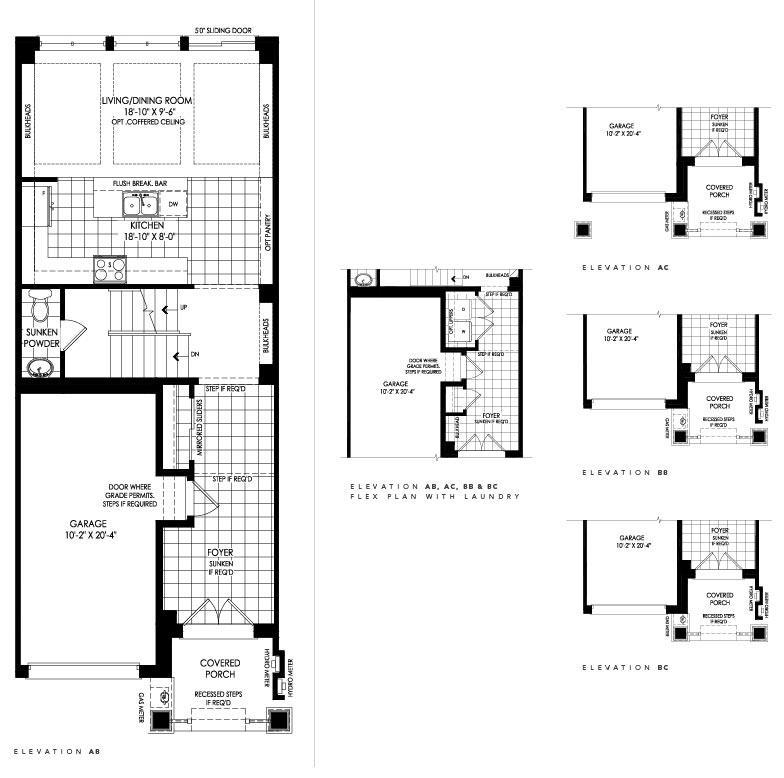 Langdale Floorplan 1
