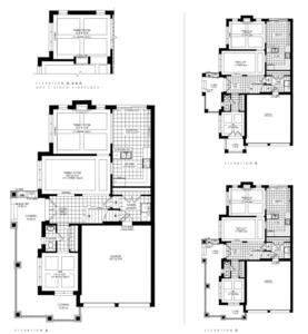 Lot 22 - Saxon B Floorplan 1