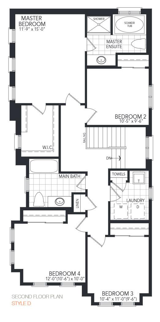 The Serene Corner Floorplan 2