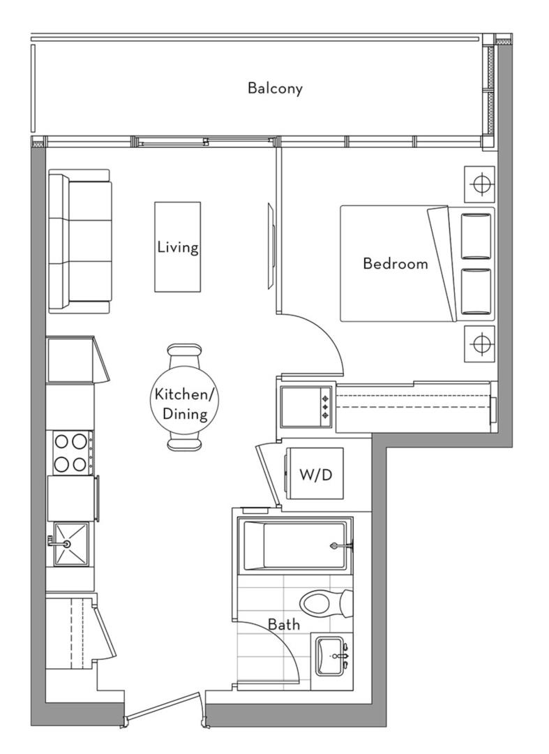The 360 Collection - 009 Floorplan 1