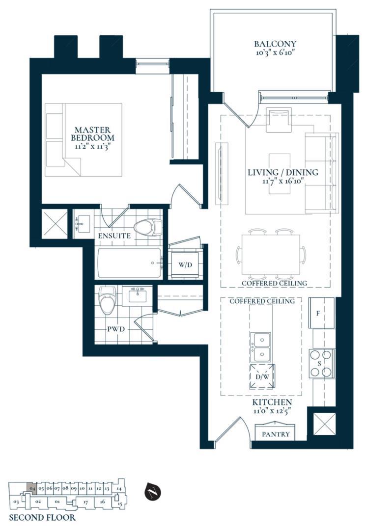 Piper Floorplan 1