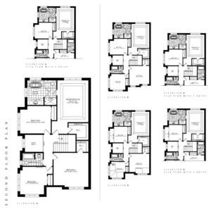 Lot 22 - Saxon B Floorplan 2