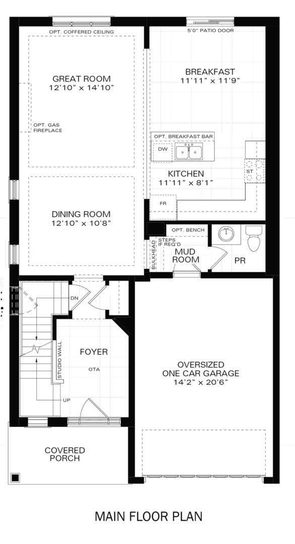 The Manchester IV A Floorplan 1
