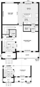 Ruby B Floorplan 2