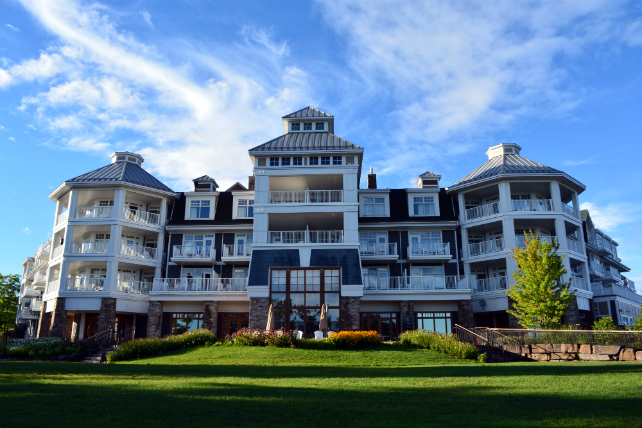Find out why smart investors are showing interest in Rosseau Residences Image