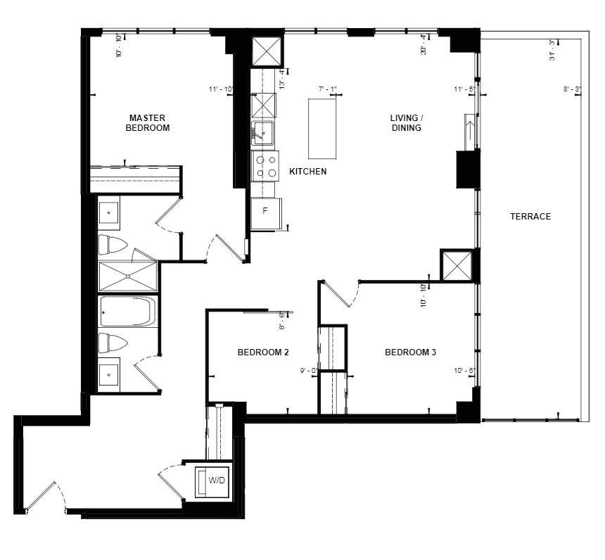415-T Floorplan 1