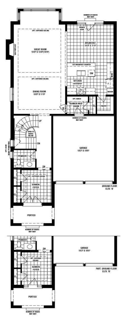 Carnegie (A) Floorplan 1
