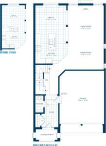 Georgetown Floorplan 1