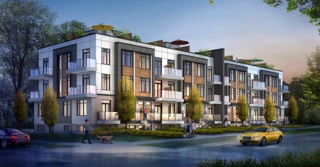evo Condos + Towns is coming soon to Birchmount and Lawrence! Image