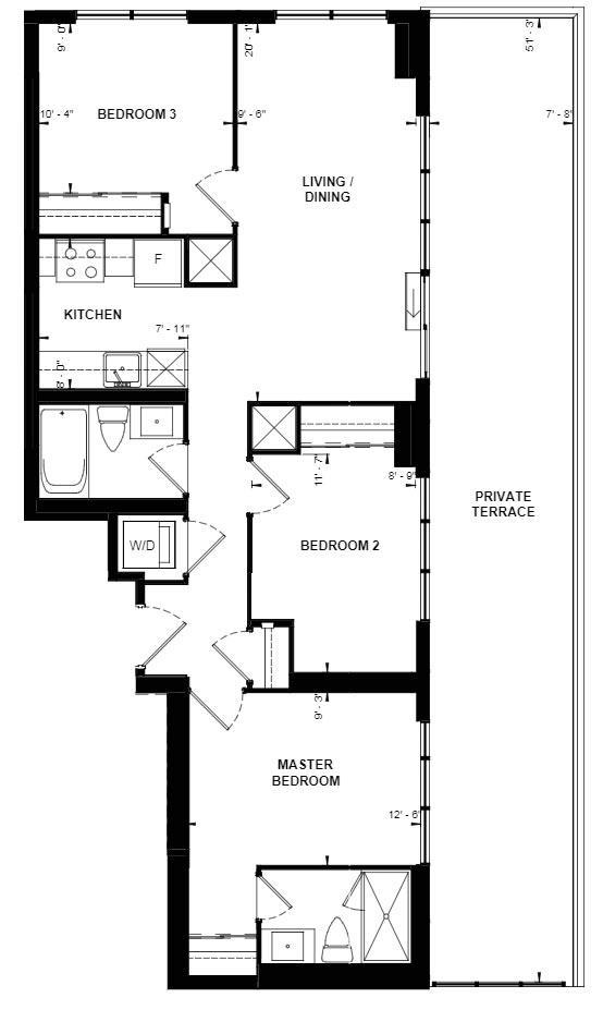1014-T Floorplan 1