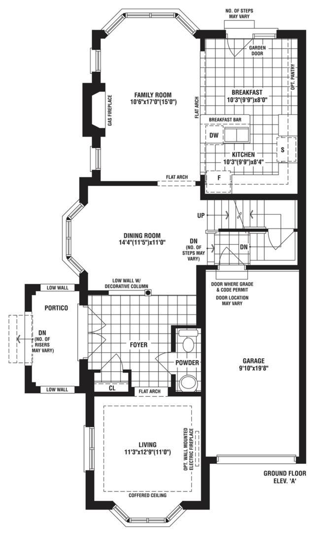 Burton Floorplan 1