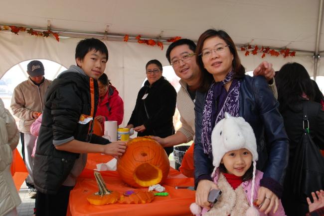 The Upper Unionville Pumpkin Fest Image