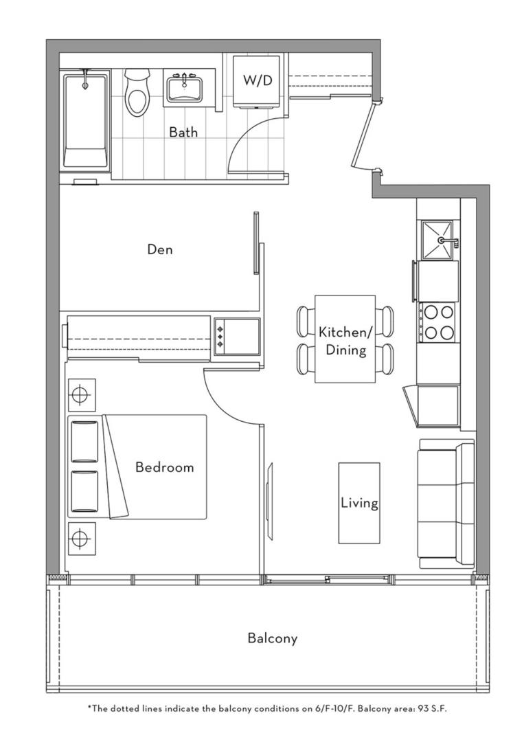 The Lakefront Collection - 016 Floorplan 1