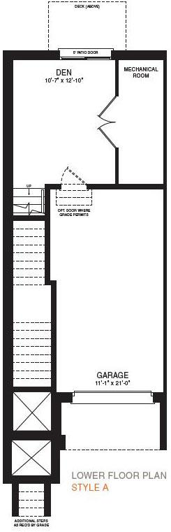 The Hampton End Floorplan 1