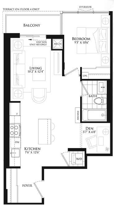 Brahms Floorplan 1