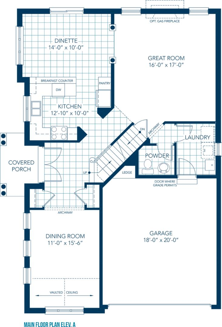Amberley Floorplan 1