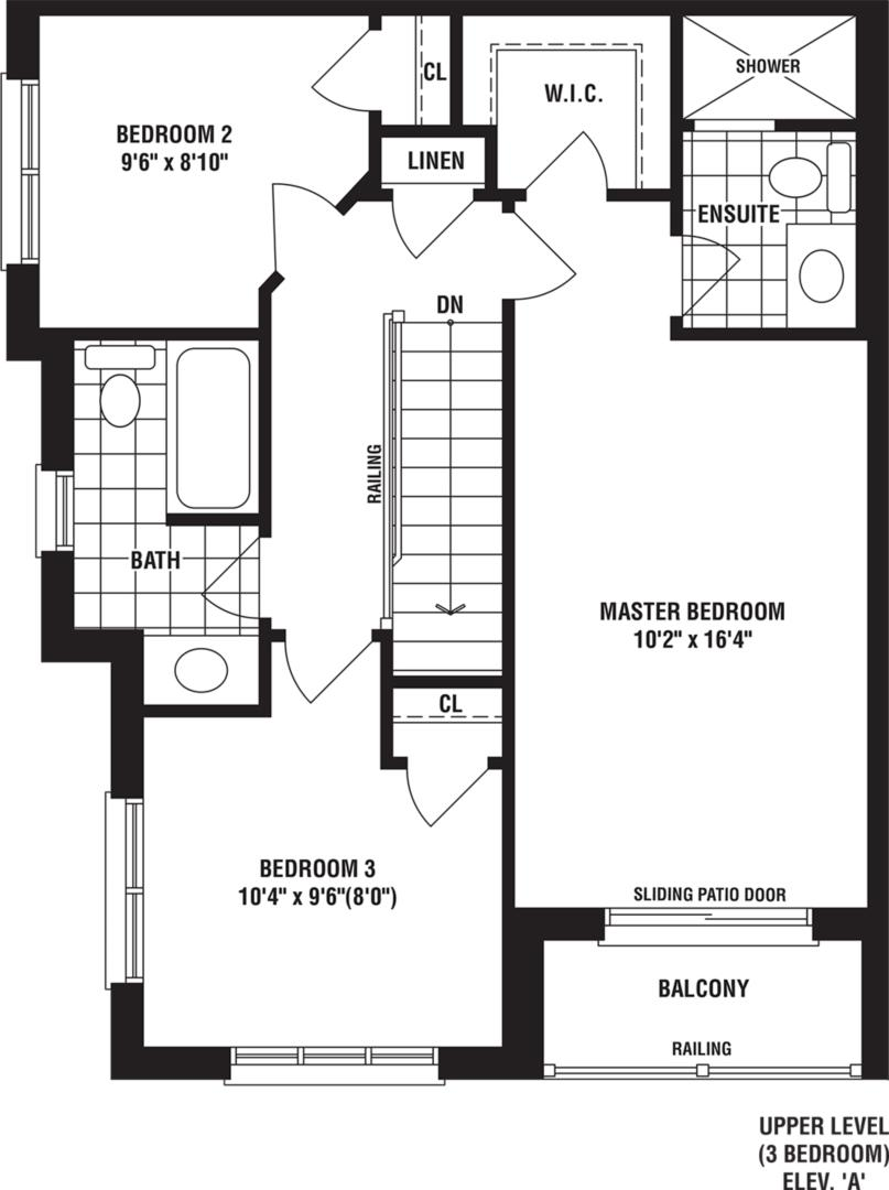 Creditview Floorplan 3