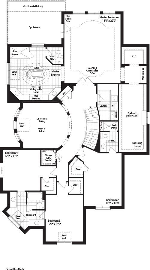 Catherine Floorplan 2