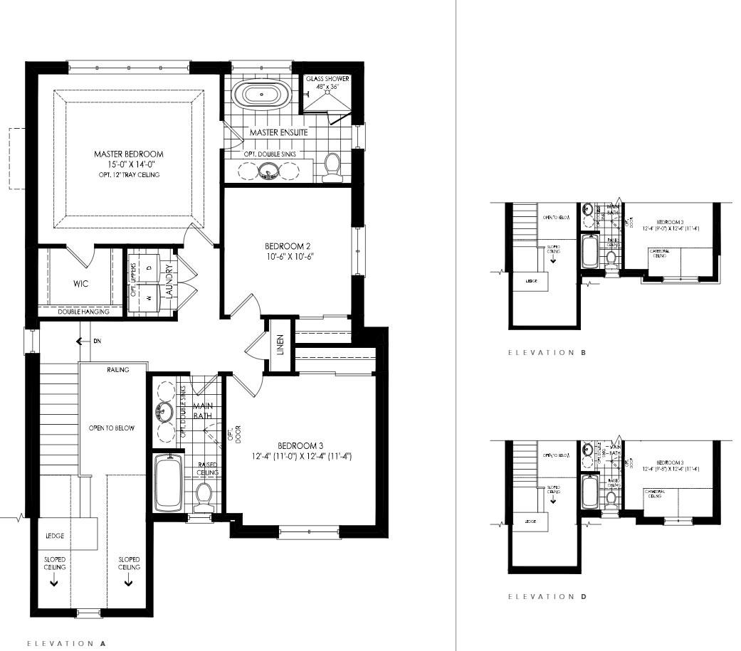 Lot 41 - Havelock A Floorplan 2