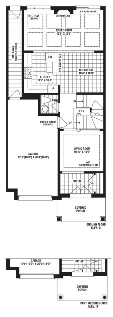 Pewter Floorplan 1
