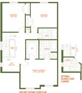 Siena Floorplan 2