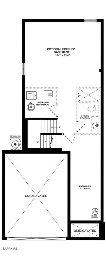 Sapphire Floorplan 3