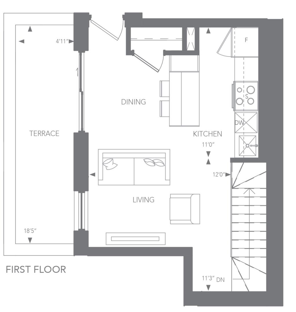 No. 2 Floorplan 1