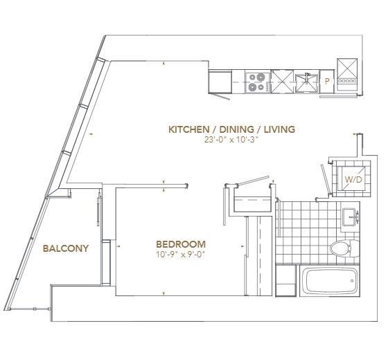 Residence 07 Floorplan 1