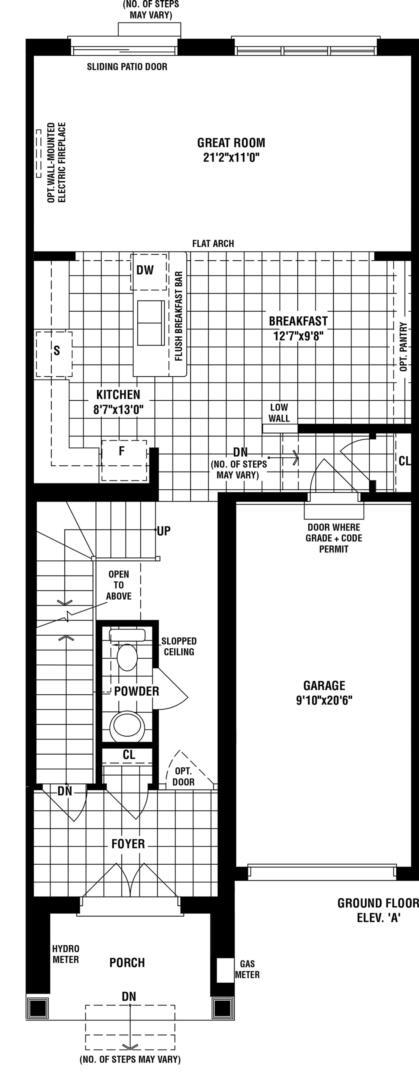 Basil A Floorplan 1