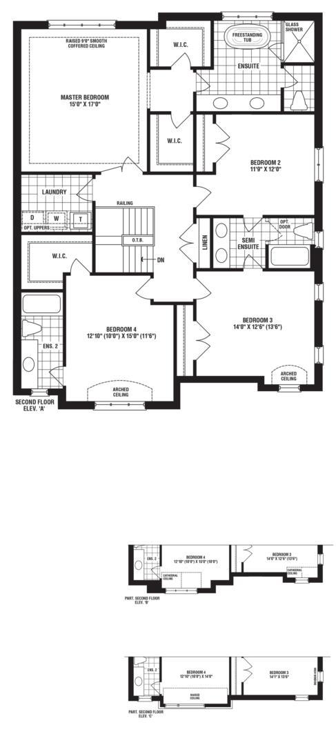 Sparkling Floorplan 2