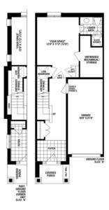 Willow Corner Unit Floorplan 1