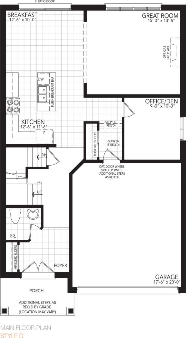 The Vivid Floorplan 1