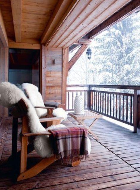 зимний балкон 3