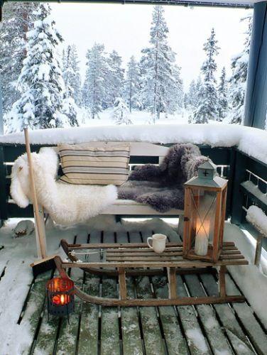 зимний балкон 5