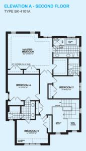 Blue Ash A Floorplan 2