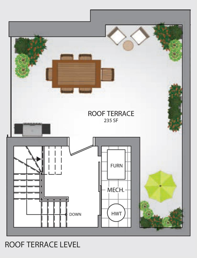 C-Series-C2 Optional Floorplan 3