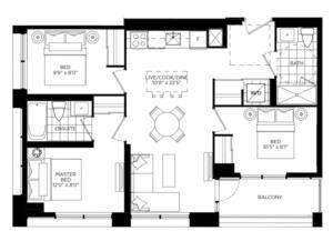 880 Floorplan 1