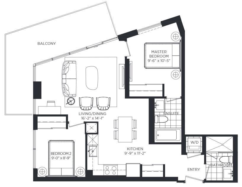 Westbourne Floorplan 1