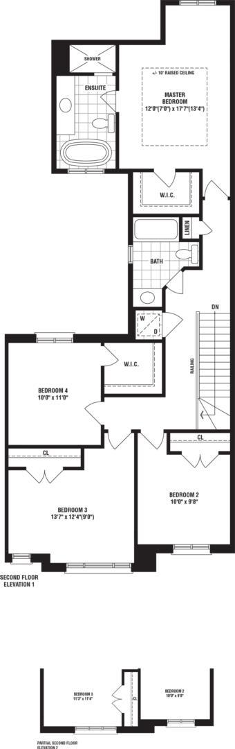 Redfinch 2 Floorplan 2