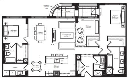 Orchard Floorplan 1