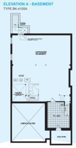 White Spruce B Floorplan 3