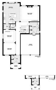 Tamarack Floorplan 1