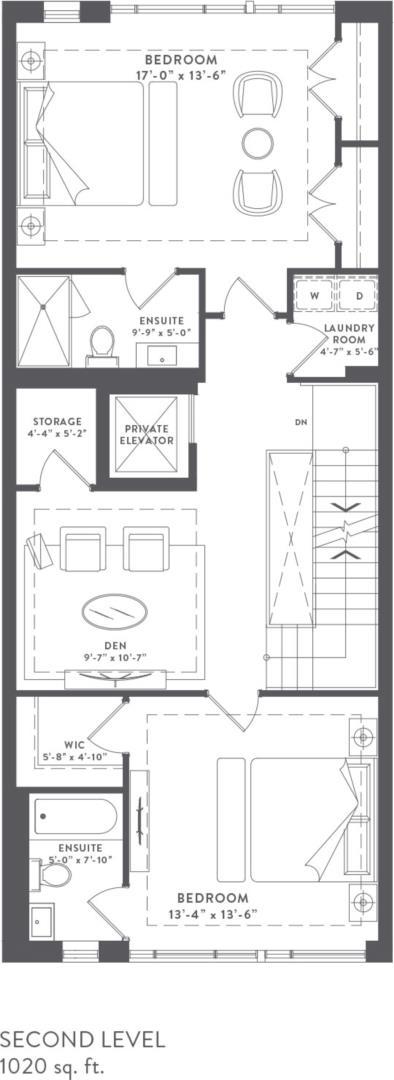 69 Foxbar Road Floorplan 3