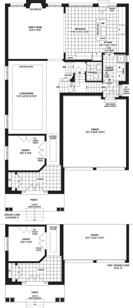 Morisot Floorplan 1