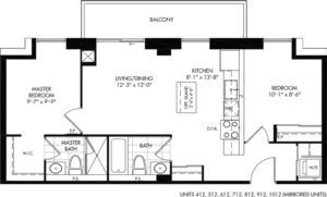 A Floorplan 1