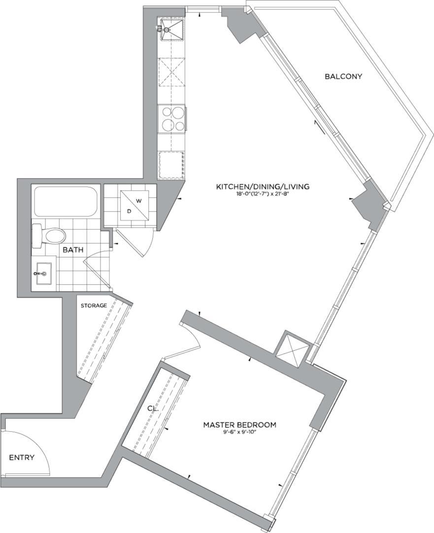A-631 Floorplan 1