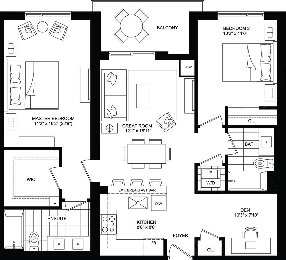 Vista Floorplan 1